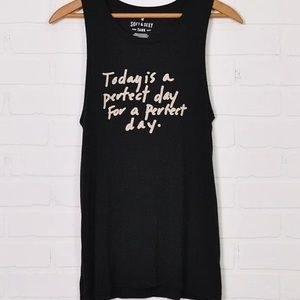 "American Eagle Soft&Sexy ""Perfect Day"" Tank Top"